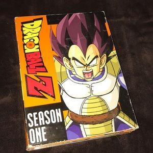 DBZ season 1